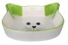 Keramická miska tvar kočičí hlava 0,25 l/12 cm