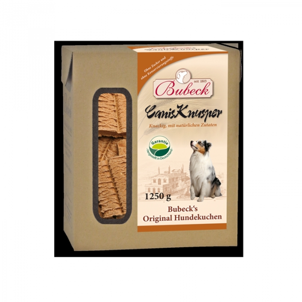 BUBECK Canis - Knusper 1,25kg