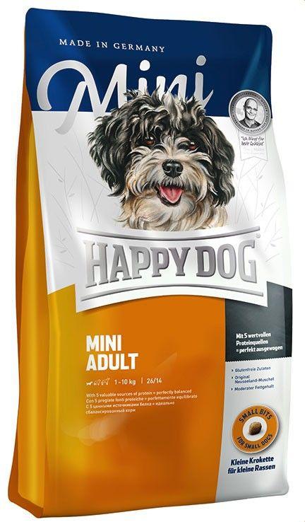 Happy Dog Supreme Fit & Well Adult Mini, 1kg