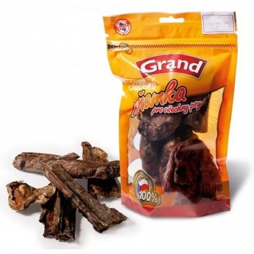 GRAND Suš.hovězí plíce 500g/zip