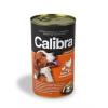 Calibra dog 1240g krůtí+kuřecí+těstoviny v želé
