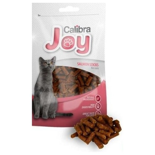 Calibra 70g Joy Cat salmon stick/14ks.bal/