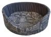 Pelíšek LUX molitan č.9-86x70x27cm
