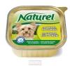 Naturel dog vanička Cockerel,Rice&Ginseng 150g