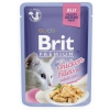 Brit premium 85g cat kaps.filety s kuřecím masem v želé 1ks