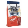 Happy Cat Indoor Voralpen-Rind / Alpské hovězí 10 kg