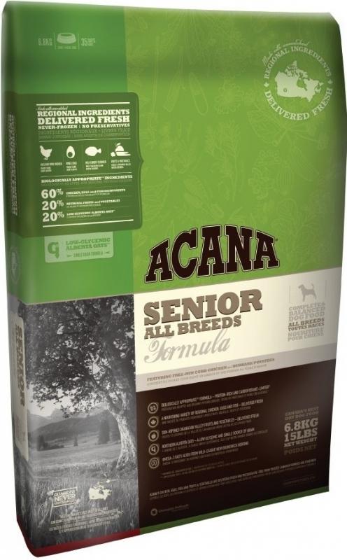 Acana Dog Senior Heritage 6 kg