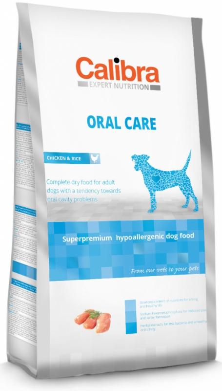 Calibra Dog EN Oral Care NOVÝ 7 kg