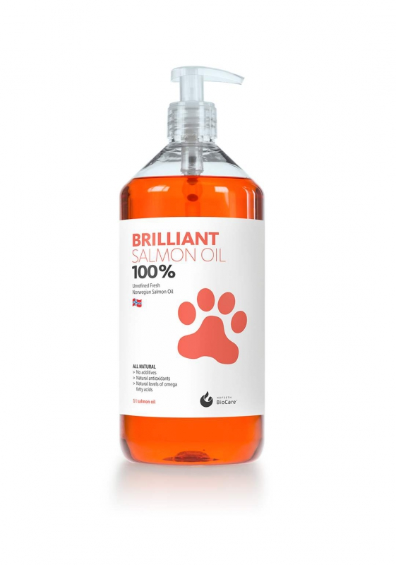 BioCare Brilliant Salmon Oil 300ml