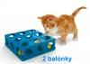 LABIRINT pro kočky TRICKY 25x25xh9