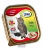 Dax vanicka kočka hovězí 100g
