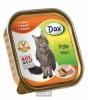 Dax vanicka kočka drůbeží 100g