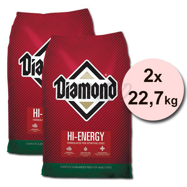 Diamond Hi-Energy 2 x 22,7 kg
