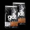 DVOJBALENÍ GO! Sensitive + Shine LID Venison / 2x11,33kg