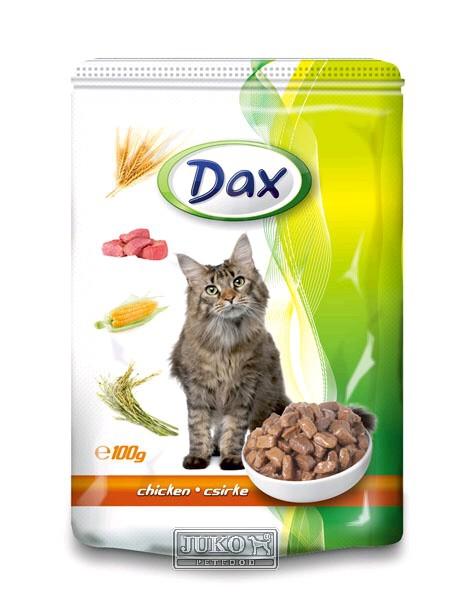 DAX kapsa CAT KUŘECÍ 100g