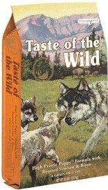 Taste of the Wild High Praire Puppy 2 x 6 kg