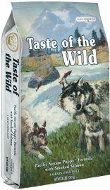 Taste of the Wild Pacific Stream Puppy 2 x 6 kg