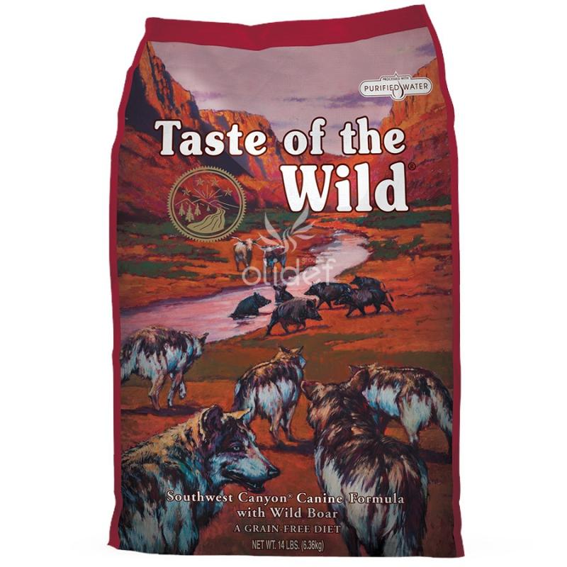 Taste of the Wild Southwest Canyon Canine Formula 2 x 6 kg