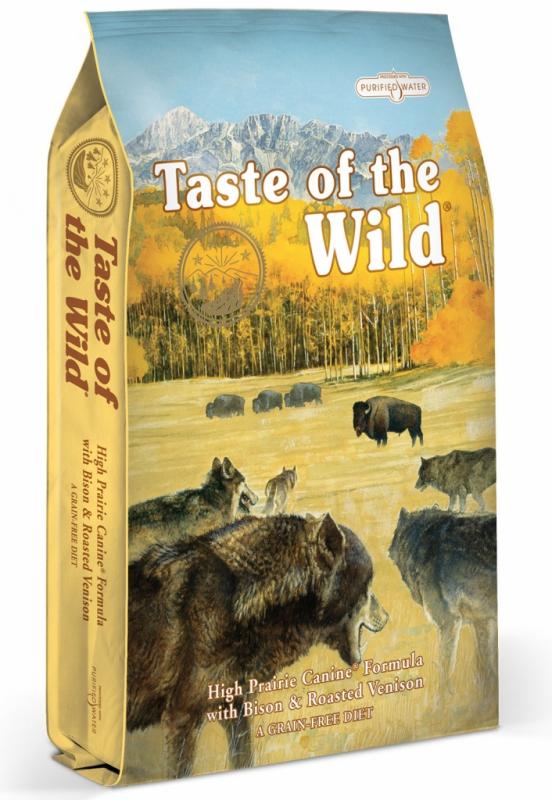 Taste of the Wild High Prairie 2 x 13 kg
