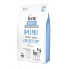 Brit Care Mini 2,0kg Sensitive Venison grain free