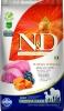 N&D Grain Free Pumpkin Adult M/L Lamb & Blueberry 12 kg