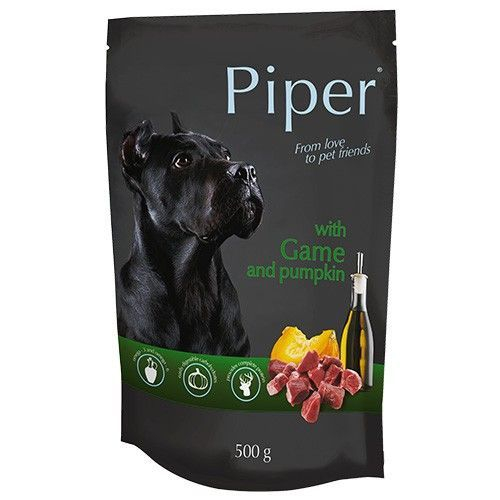 Piper with Game and Pumpkin 500g
