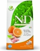 N&D Grain Free Adult Maxi Fish & Orange 12 kg