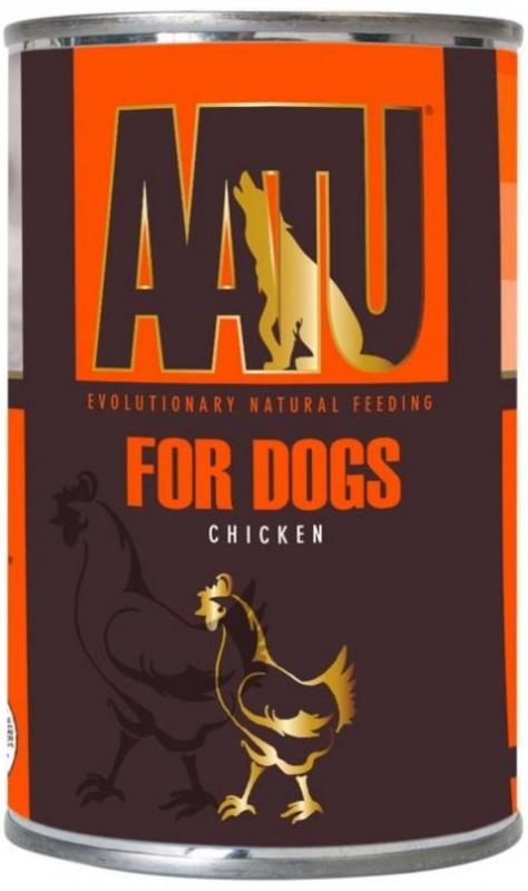 AATU Dog Chicken konz. 400 g