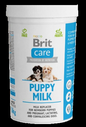 Brit Care Dog Puppy Milk 250 g