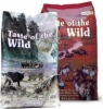 Taste of the wild Sierra Mountain 12,2 kg + Southwest canyon 12,2 kg
