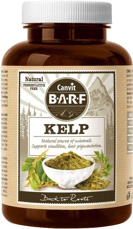 Canvit BARF Kelp 180g NEW