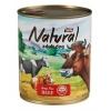 TOBBY 850g natural hovězí konzerva