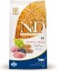 N&D Low Grain Cat Adult jehněčí & Blueberry 10 kg