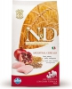 N&D LG DOG Light M/L Chicken & Pomegr 2 x 12kg