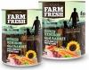Farm Fresh Zvěřina a králík se sladkými bramborami 800g