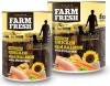 Topstein Farm Fresch CHICKEN & SALMON & Potato 800 g