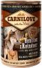 Carnilove Dog Wild Meat Venison & Reindeer 400 g