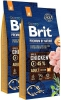 Brit Premium by Nature Adult M 2 x 15 kg