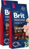 Brit Premium by Nature Adult L 2 x 15 kg