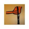 Postroj služ.L oranžový popr.podš.68-91cm