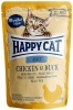 Happy Cat Kapsička ALL MEAT Adult Huhn & Ente 85 g