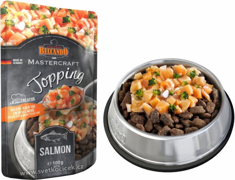 Belcando Topping Salmon 100 g