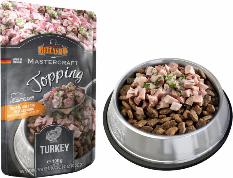 Belcando Topping Turkey 100 g