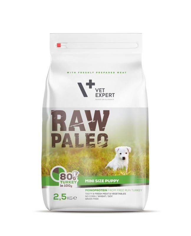 RAW PALEO Mini size Puppy 750 g