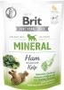 Brit snack Mineral ham & kelp 150 g