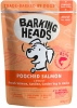 BARKING HEADS Pooched Salmon 300g kapsička