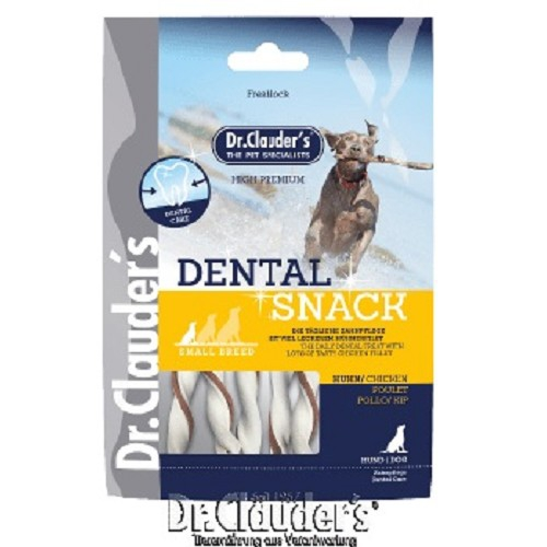 Dr.Cl. Dental Snack Huhn Small 80 g