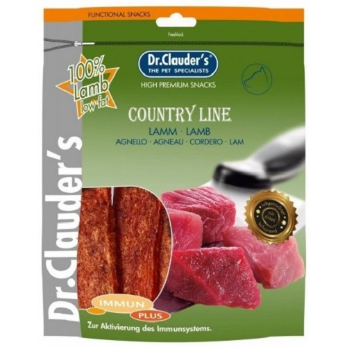Dr.Clauder´s Dog 170g jehněčí Country line
