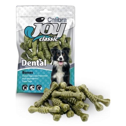 CALIBRA JOY DOG 90G CLASSIC DENTA BONES NEW/14KS 94