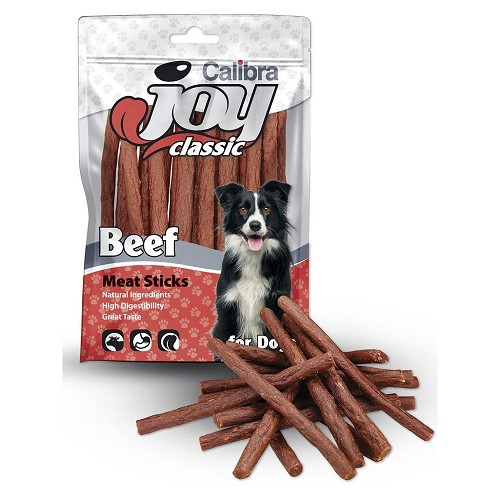 CALIBRA JOY DOG 100G CLASSIC BEEF STICK NEW/14KS